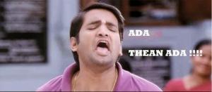 Ada Thean Ada!!! Santhanam