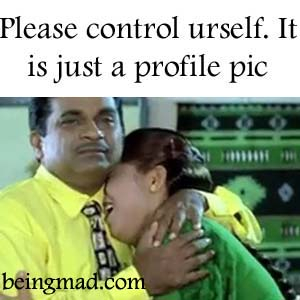 Please Control Urself Telugu Funny