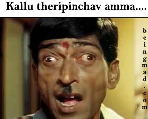 Kallu Theripinchav Amma Telugu Comment Pic