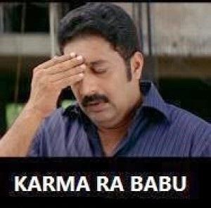 Prakash Raj Feels Krama Ra Babu