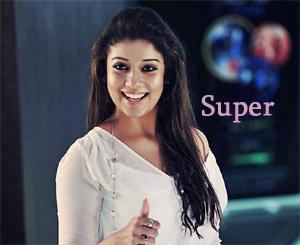 Nayanthara Super