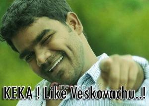 Keka Like Veskovachu