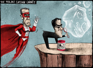 the vigilant captain carney