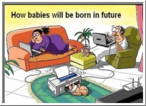 how babies will be born in future