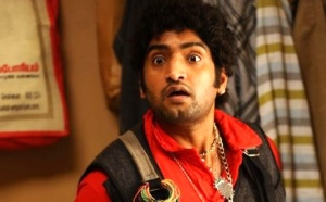 Santhanam Shock Reaction