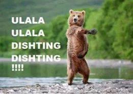 Ulala Ulala Dishting Dishting