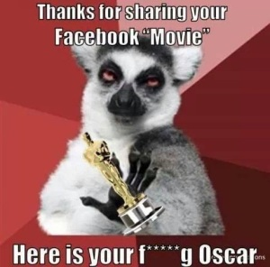 Thanks For Sharing Your Facebook Movie