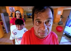 Brahmanandham funny face shock reaction
