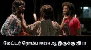 Vijay Sethpathi Matter Rombha Fresh Aa Iruku Ji