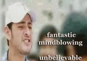 Mahesh Babu Fantastic Mindblowing Un Belivable