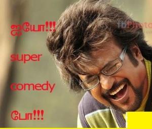 Rajini Ayyo Super Comedy Poo