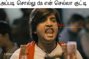 Santhanam Appadi Sollu Da En Chella Kutty