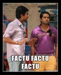 Santhanam Factu Factu Factu