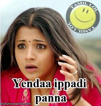 Trisha Yendaa Ippadi Panna