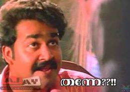 Mohan Lal Thanne fb comment pic