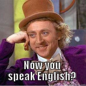 now you speak english fb comment pic