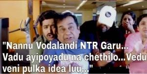 nannu vodalandi NTR Garu Fb Comment Pic