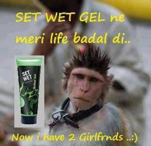 Set Wet Gel Ne Meri Life Badal Di Now I Have 2 Girl Frnds