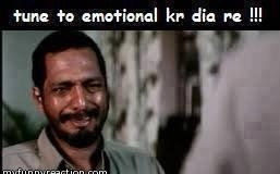Tune to emotional kr dia re