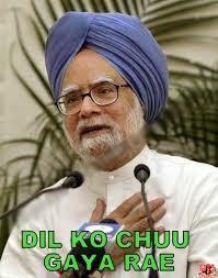 Manmohan Singh dil ko chuu gaya rae