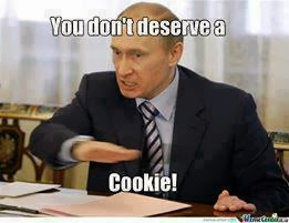 You Don't Deserve A Cookie