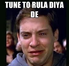 Tune ToRula Diya Pagle