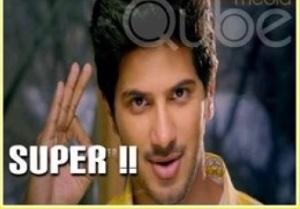 Dulkhar Salman Super fb comment pic