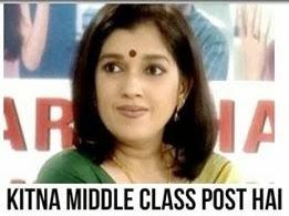 Kinta Middle Class Post Hai