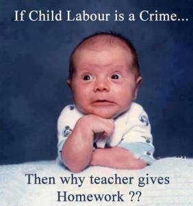 If Child Labour Is A Crime