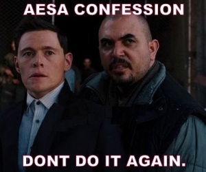 Aesa Confession Dont Do It Again