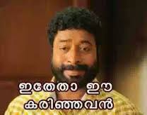 Pin Sreenivasan Comedy Dialogue In Fb comment pic