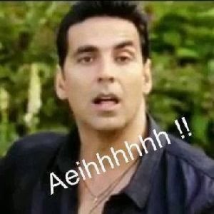 Aeihhh hindi comment pic