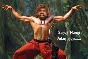 Sangi mangi fb funny comment pic