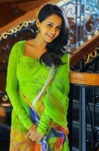 Beautiful still of Bhavana fb comment pic