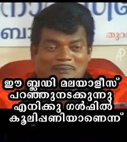 Salim Kumar Malayalam Photo Comment pic