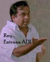 Brahmanandam ray entraa Adi fb comment pic