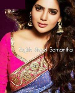 Stylish Angel Samantha fb comment pic