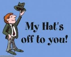 my hat's off to you fb comment pic