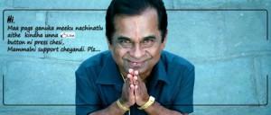 Telugu Funny Image Of Brahmananadam