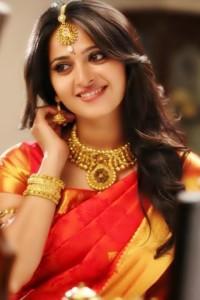 Anushka Bridal look fb comment pic