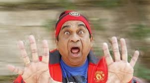 Brahmanandam Funny Face Expression Fb comment pic