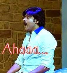 Ahaaa pawan kalyan picture comment fb comment pic