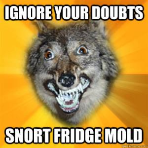Ignore Your Doubts Fb Comment Pics