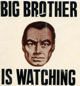 Big Brother Is Watching fb comment pic