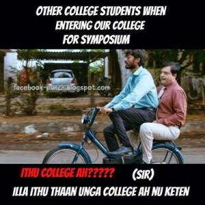 Ithu College Ah Fb Comedy Comment Pic