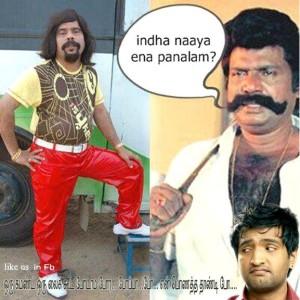 Indha Naaya Enna Panalam Fb Comment Pic