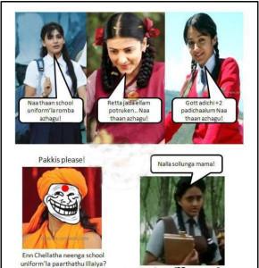 Tamil Funny Nithyananda Ranjitha Fb Pic