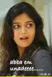 Abaa Em Unnadee Fb Comment Pic