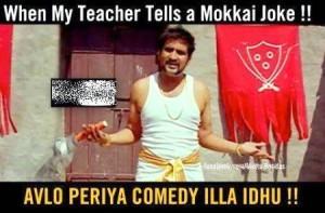 Santhanam Avlo Periya Comedy Illa Idhu Fb Comment Pic