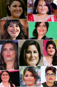 Bollywood Actress Funny Fat Face Pics For Fb